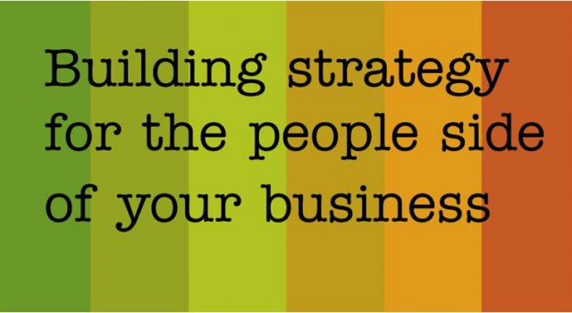 Building strategey for the people side of your business