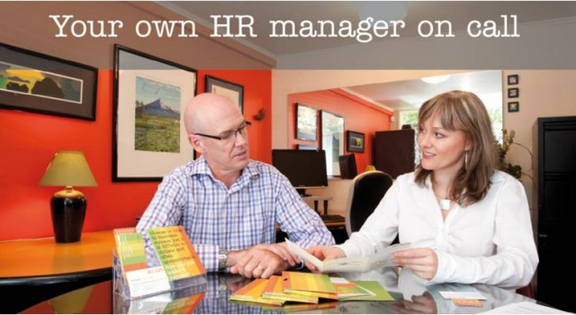 your own hr-manager on call